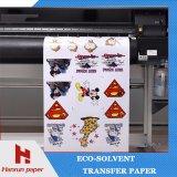 인쇄할 수 있는 어둡거나 가벼운 Eco 용해력이 있는 열전달 Vinly 또는 면을%s 종이