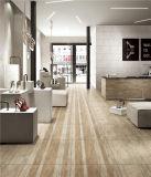 Azulejo de suelo esmaltado estilo de la porcelana del cemento para el suelo y la pared (SDK6M25)