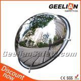 Зеркало польностью половинного купола зоны неслышимости подъездной дороги 360 градусов выпуклое