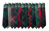 Vente en gros de cravate et cravate à manches 100% polyester (A787)