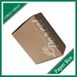 Casella di carta ondulata personalizzata nuovo disegno