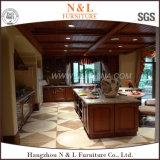 N et L Module de cuisine chinois en bois solide de meubles