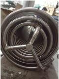 Freddo dell'acciaio inossidabile e tubo di scambio termico