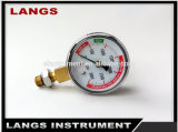 031 자동 Parts 낮은 이산화탄소 미분 압력 계기