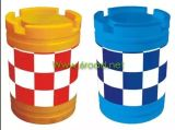 Anti-Auswirkung Verkehrssicherheit-Plastikverkehrs-Zylinder
