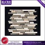 Mosaico di marmo di pietra naturale 2016 di colore Mixed della ceramica di Juimsi per le mattonelle della parete della priorità bassa