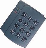 Lector de tarjetas plástico impermeable del telclado numérico RFID del control de acceso