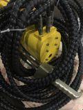 0.5ton 1200lbs 작은 경량 원격 제어 근해 기어 모터 압축 공기를 넣은 공기 윈치