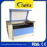Preço da máquina de estaca do laser do CO2 Ck6090 para o vidro de madeira acrílico