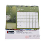 Calendrier annuel de Eco-Friendly Paper Customized Company