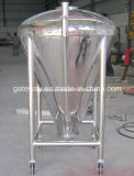 Бак заквашивания вина нержавеющей стали с полируя отделкой