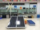 500W portátil fuera de la red del sistema de energía solar para el hogar usados