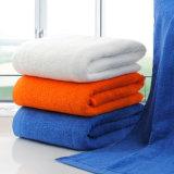 低価格の子供のためのカスタマイズされた明白な綿の浴室タオル