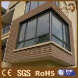 Foshan Manufactuer, revestimiento compuesto del apartadero de la pared Cladding/WPC