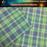 Nylon en Polyester met Garen Geverfte Stof Spandex voor Kledingstuk wordt gemengd (ly-YD1161 die)