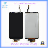 Агрегат индикации экрана касания LCD мобильного телефона для LG D801