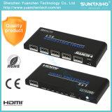 Rangierlok der Unterstützungs3d 1080P 4kx2k 5X1 HDMI für Video