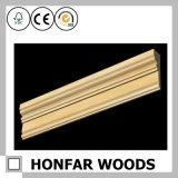 94m m x 28m m roble o moldeado de la corona de madera de pino