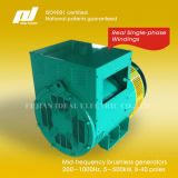 200Hz~1000Hz generatori senza spazzola monofasi (alternatori)