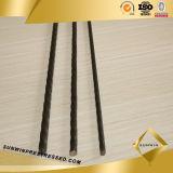 filo di acciaio prefabbricato 7mm del PC di spirale della costruzione