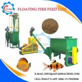 Ce approuvé Pet Dog Cat Floating Fish Feed Machine Manufacture