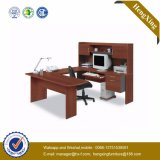 Стол офиса деревянного зерна таблицы офиса Desktop (HX-FCD009)