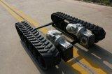 Conjunto de chassi de borracha Dp-SD-250 da trilha com bom preço
