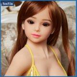125cm lebensgrosse Geschlechts-Puppen des realistischen Silikon-17kg für Mann