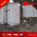 Luft erzwungenes System Brauens10bbl/des heiße Alkohol-Becken/Brei Lauter Bottich/Brew-Kessel-und Strudel-3 Behälter