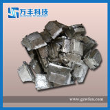 銀製灰色の金属が付いている最上質のThuliumの金属