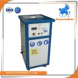 De Draagbare het Verwarmen van de Inductie IGBT Machine van het Smelten van metaal voor Gouden Zilver