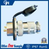 Wasserdichter Verbinder 2 Pin-Matel für Industrie