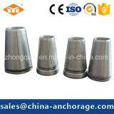 Cuñas de la tensión del poste de los accesorios del ancla del concreto prefabricado