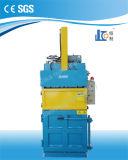 紙くず、カートン、プラスチックフィルム、ペットびんの梱包の出版物機械IndonisiaのためのVes20-8060縦の梱包機