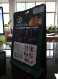 上の印刷されたResealable 8側面のシールのアルミホイルのパッキング袋