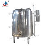 El tanque de almacenaje del acero inoxidable de China
