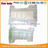 Do tecido descartável do bebê da alta qualidade 2016 tecido super Ultra-Thin do bebê da absorção