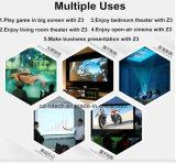 2205p androides intelligentes Blau-Strahl 3D Kabelfernsehen zum Projektor