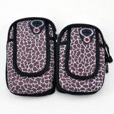 スポーツのための女性のハンドバッグの携帯電話のArmbagの手首の袋袋