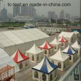 Напольные легкие поднимающие вверх шатры для доставки с обслуживанием, шатры доставки с обслуживанием на выдвиженческом сбывании