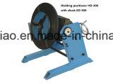 Positioner da soldadura de Whirly do Ce para a soldadura circular