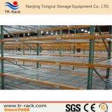 Het Netwerk van de Draad van het staal Decking voor het Rekken van de Pallet