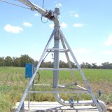 Pivote del centro del sistema de irrigación para el pasto
