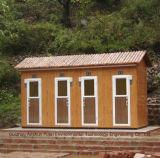 Toalete ao ar livre da economia da água, toalete portátil móvel