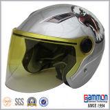 Fushia Roller-/Motorrad-/Motorrad-geöffneter Gesichts-Sturzhelm für Dame (OP203)