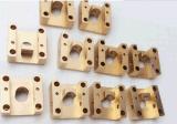 Pièces de usinage de commande numérique par ordinateur d'approvisionnement d'usine avec du matériau de l'acier, aluminium, laiton