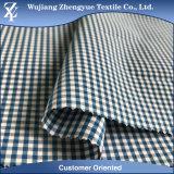 Ткань Elastane полиэфира катиона простирания шотландки Tartan для равномерных брюк женщин