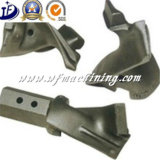 Peças fazendo à máquina do CNC do aço inoxidável das peças de automóvel do OEM para a ferragem