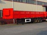 semi Aanhangwagen van de Lading van de Daling van 1500mm de Zij Droge