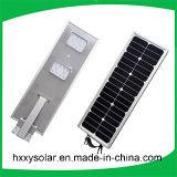 Luzes de rua solares do diodo emissor de luz das luzes solares Integrated 20W do preço de fábrica